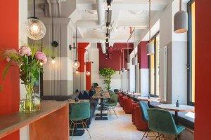 Choice / Healthy Social Club Restaurant in Moscow
