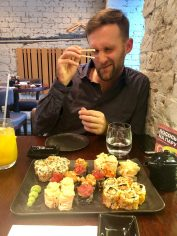 Buba by Sumosan sushi in Moscow, Russia - best restaurants in MoscowBuba by Sumosan sushi in Moscow, Russia - best restaurants in Moscow