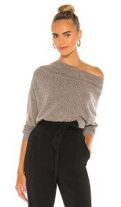 Lori Off Shoulder Sweater Brochu Walker brand: Brochu Walker