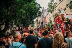 escadaria selarón Rio de Janeiro