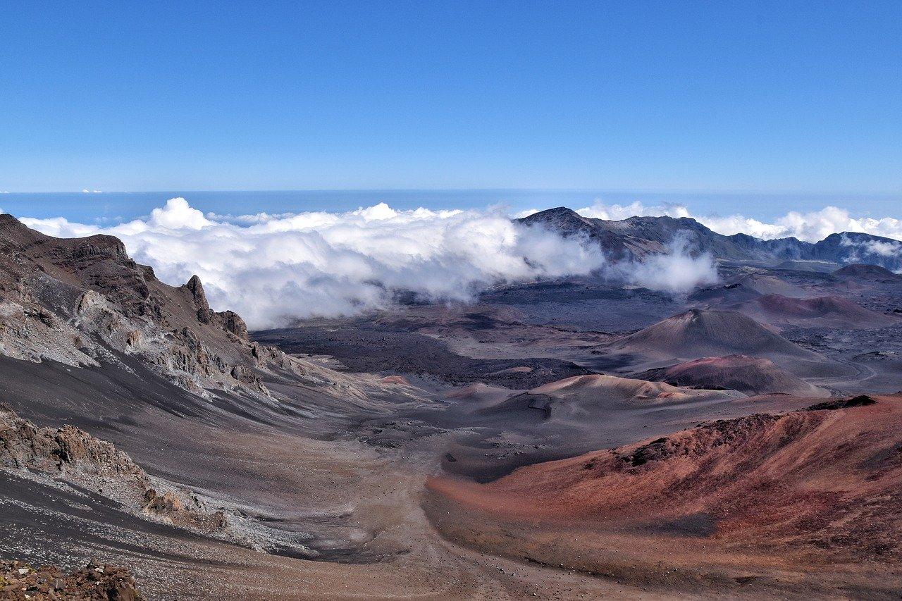 """Haleakala Volcano, Maui """"Expectation"""""""