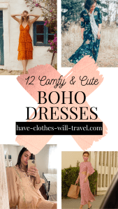12 Comfy & Cute Boho Dresses That Are Available Online