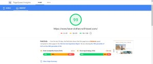 Google page speed insights best blogging tools