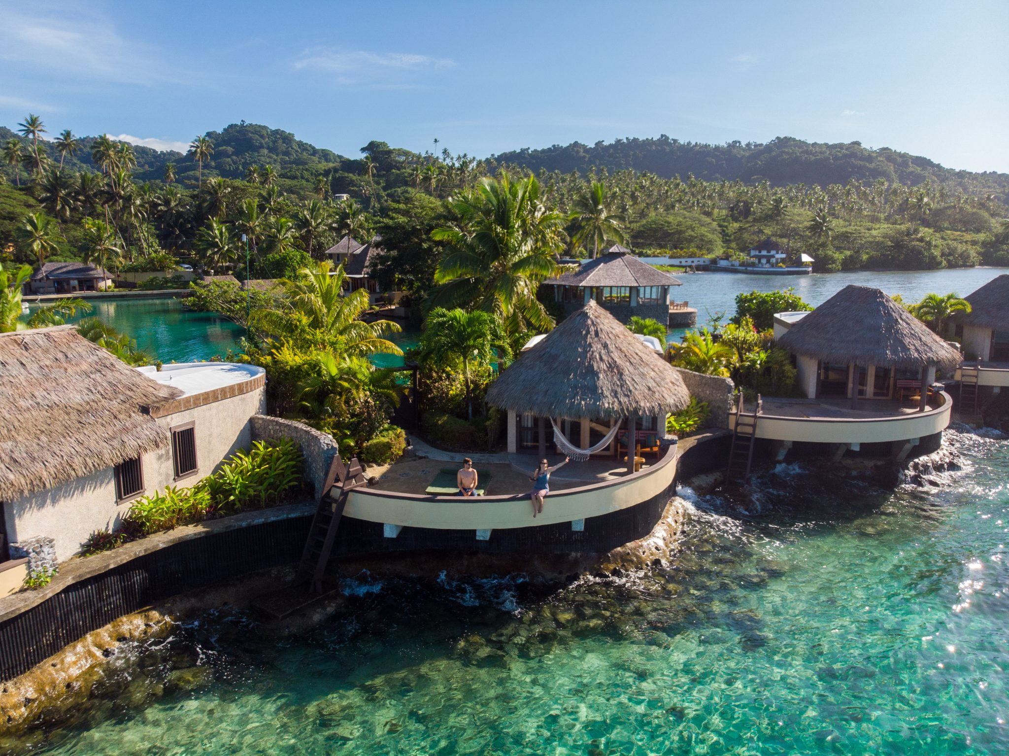 Koro Sun Resort and Spa, Fiji