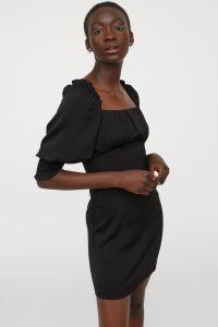 Back-laced Dress H&M