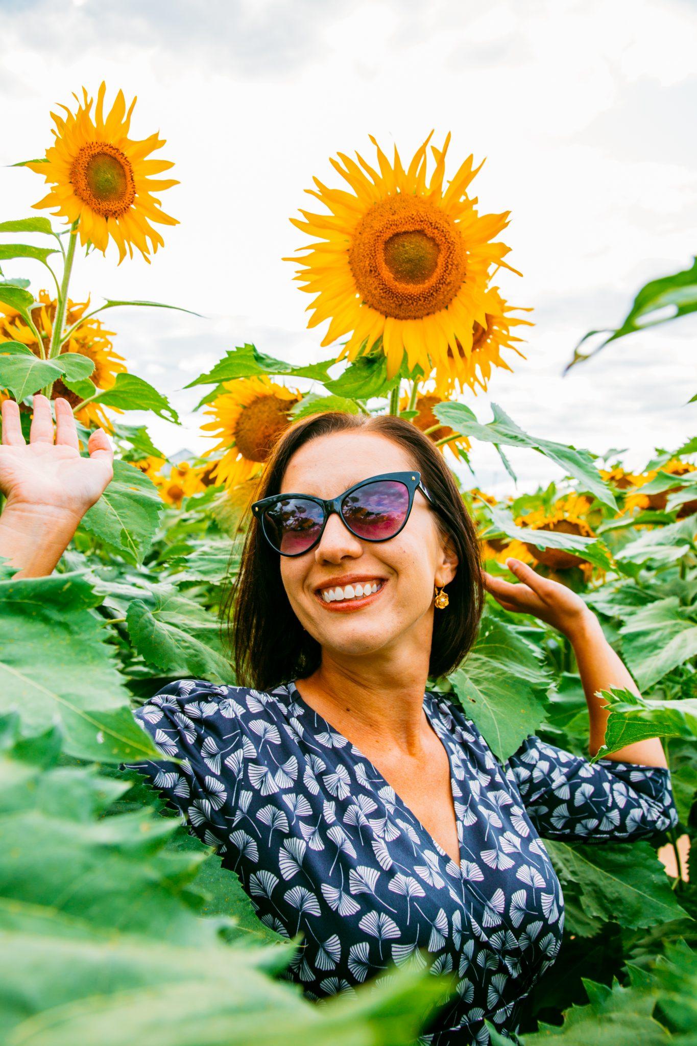 Karina Megan Dress Review – Worn in Summer & Winter