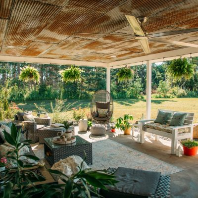 Backyard Living: 5 Steps for Creating a Cozy Outdoor Living Space