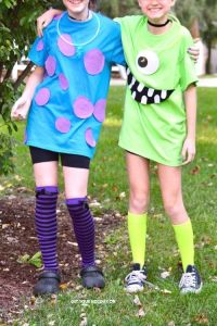 EASY MONSTERS INC COSTUMES