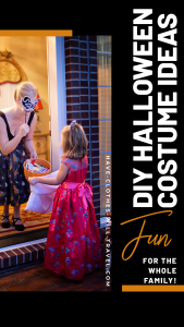 35 DIY Halloween Costume Ideas for the Whole Family!