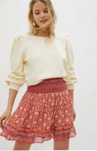 Adelaide Mini Skirt