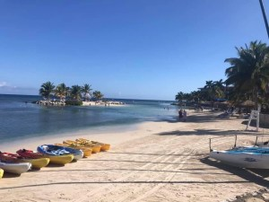 The Holiday Inn Jamaica in Montego Bay