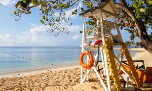 Half Moon Resort near Jamaica's famous Montego Bay