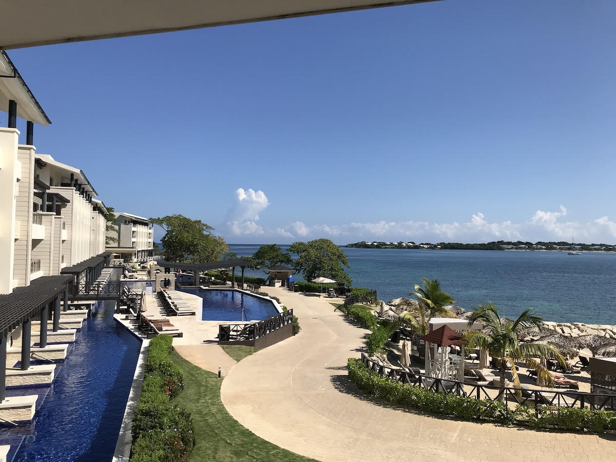 The Royalton Hideaway all-inclusive resort in Negril