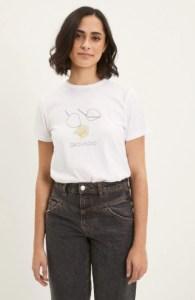 Summer Tee x Na Kim in White