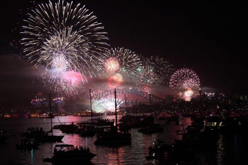 New Years Eve on Cockatoo Island!!