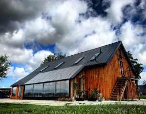 14th Homestead Barn Loft