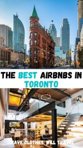 The Coolest Airbnbs in Toronto for 2021 - From Luxury Lofts to Tiny Homes