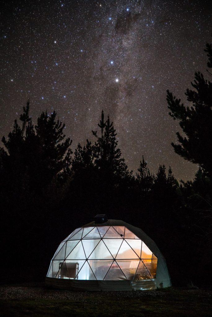Glamping Honeymoon in Wanaka