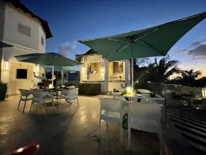 Sky Restaurant at Beaches Turks and Caicos