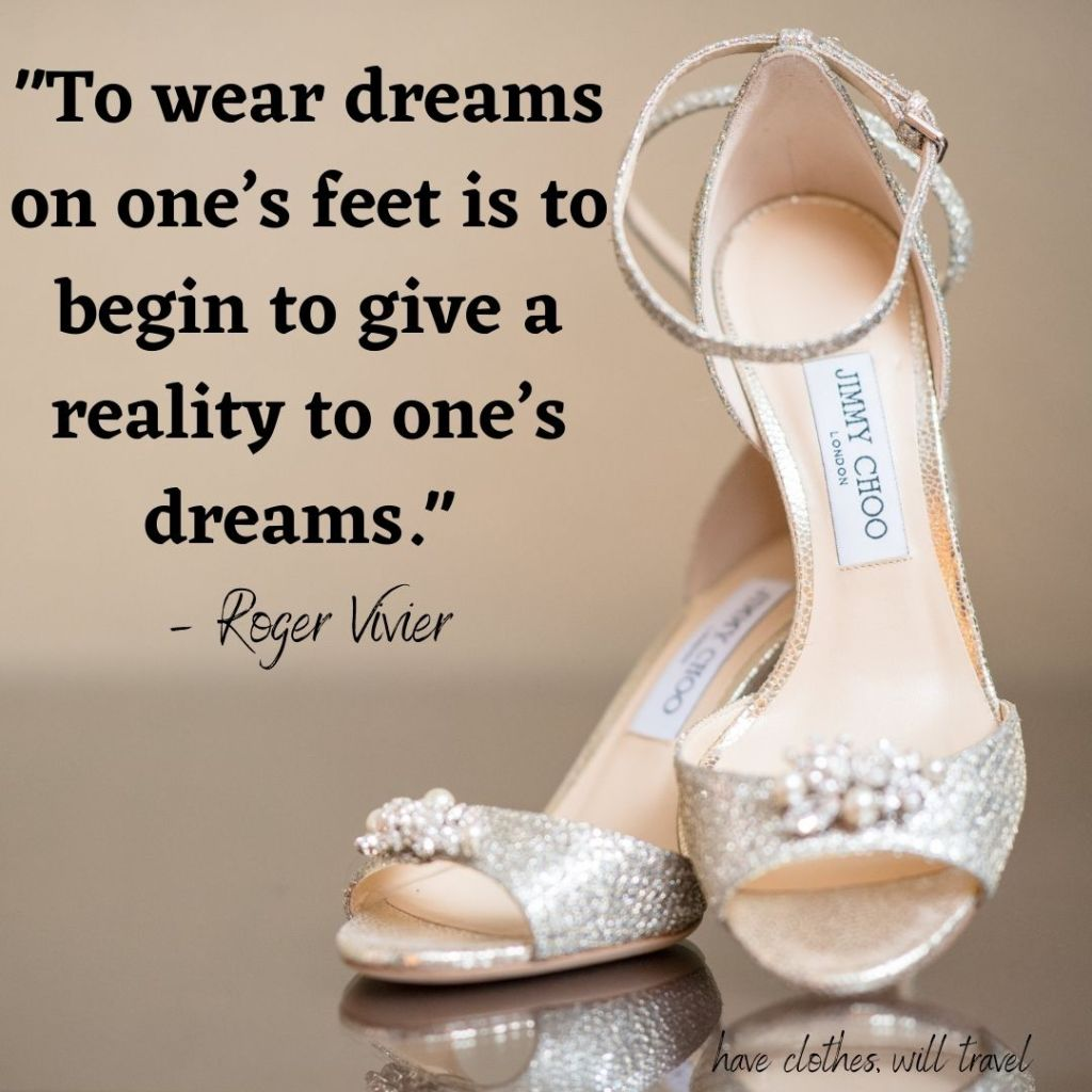shoes quotes for instagram