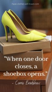 Awesome Shoes Quotes and Captions for Instagram