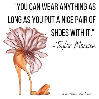 100+ Shoes Quotes for the Perfect Instagram Caption