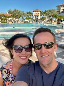 My husband and I went to Beaches Turks and Caicos by ourselves - no kids