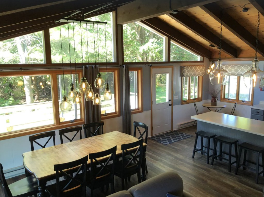 Newly Renovated Lakefront Home Minutes From Sister Bay