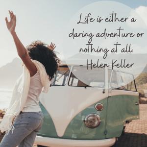 Helen Keller Inspiring Journey Quotes