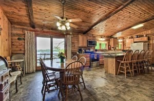 Spacious Lakefront Cabin with Great Fishing! - Kid & Pet Friendly