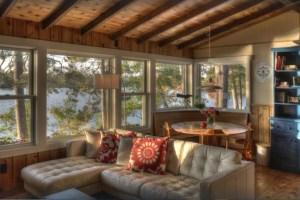 Classic cabin with amazing Lake O'Brien views - Crosslake, Minnesota