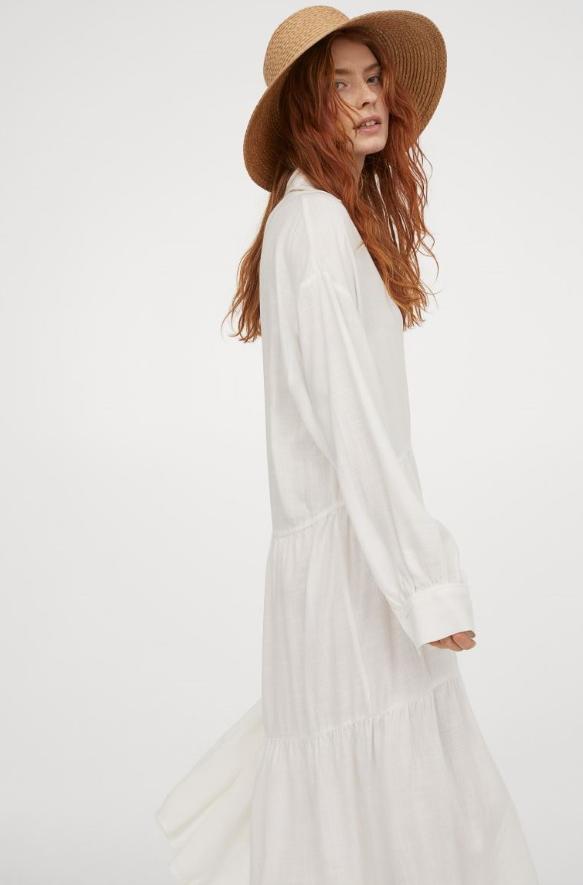 Voluminous Dress