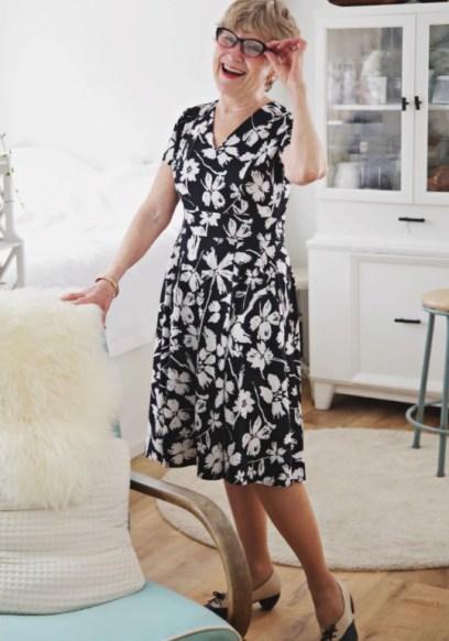 Cece Dress - Sprigs & Stems