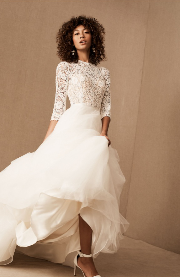 Watters Brides Frederique Gown