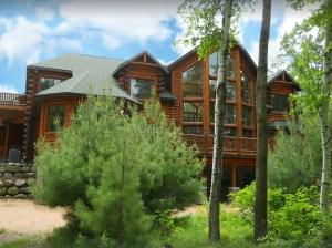 9,500 sq ft Multi-Million Dollar Home on Castle Rock Lake Near Wis Dells