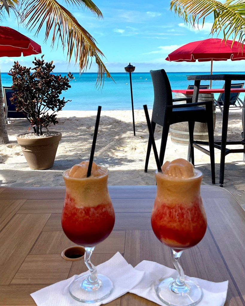 Turks and Caicos drink prices
