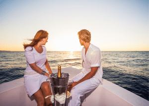Luxury Sunset Dinner Cruise