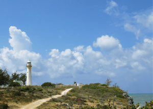 See the Grand Turk Lighthouse