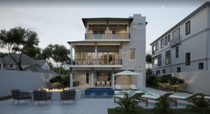 Newly Remodeled 3-Level Vacation Home with Gulf Views - Santa Rosa Beach, Florida