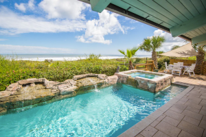 Gorgeous 7-bedroom Beach House with Pool, Spa, and Balcony Views - St. Augustine, Florida