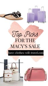 Top Picks for The Macy's Sale Happening NOW + $250 Gift Card Giveaway!