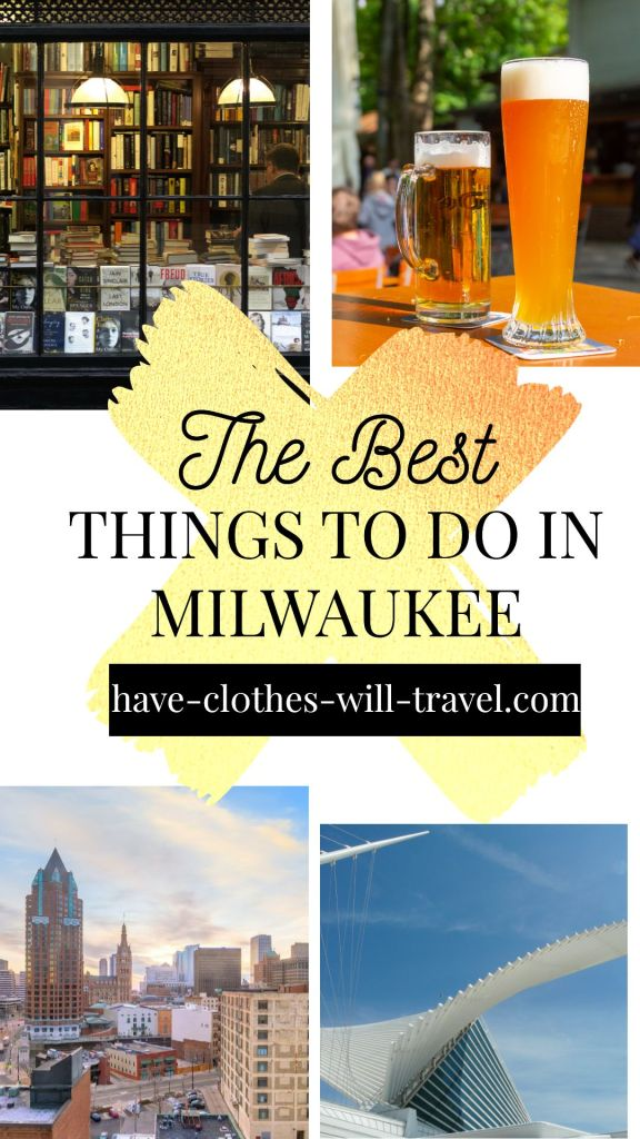 Awesome Things to Do in Milwaukee by a Wisconsinite