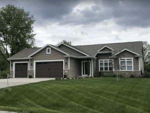3-bedroom Ranch Home in a Quiet Rural Subdivision - Appleton