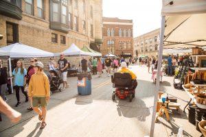 Shop the Oshkosh's Farmers Market