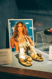 Photos of the Star-Studded Soles Exhibit