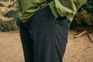 NxTSTOP Logo on Men's Pants