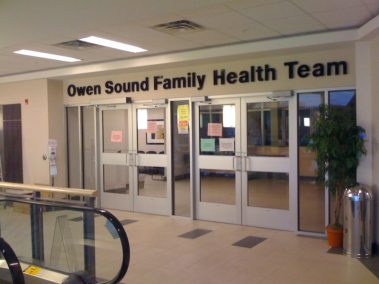 Owen Sound Family Health Team