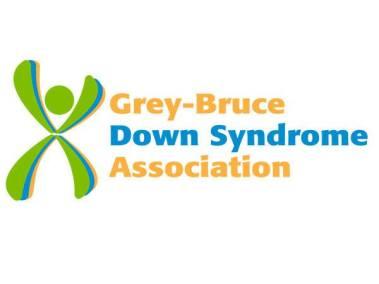 Grey-Bruce Down Syndrome Association Logo