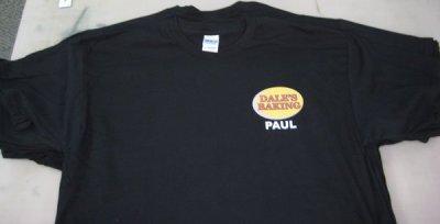 Dale's Baking T-Shirt