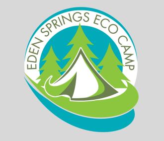 Eden Springs Eco Camp Logo